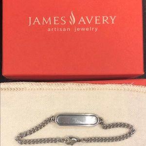 Engravable Link Bracelet